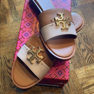 Tory Burch Slide Sandals